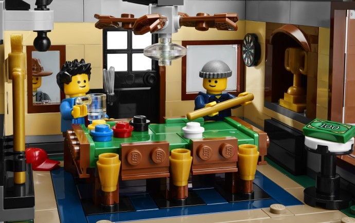 LEGO Detective's Office | The Why and Wherefore